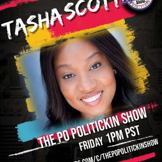 Episode 435- Tasha Scott @tashascottakatink