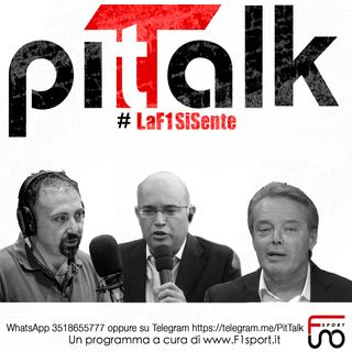 Pit Talk - F1 - Il caso Verstappen Leclerc