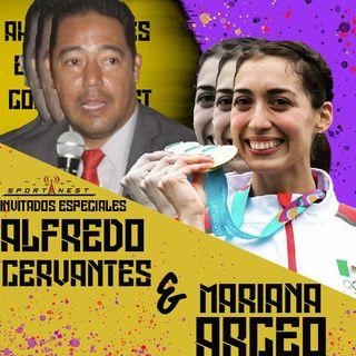 Mariana Arceo & Alfredo Cervantes