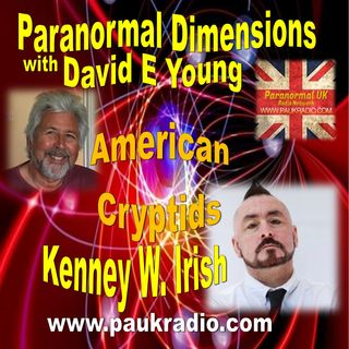 Paranormal Dimensions : Kenney W. Irish