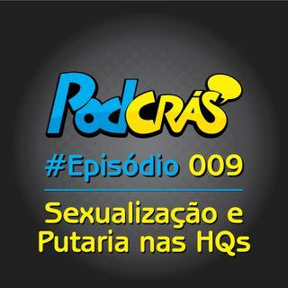 009 - Sexualização e putaria nos quadrinhos