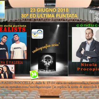 Radiografia Scio' - N.30 del 23-06-2018