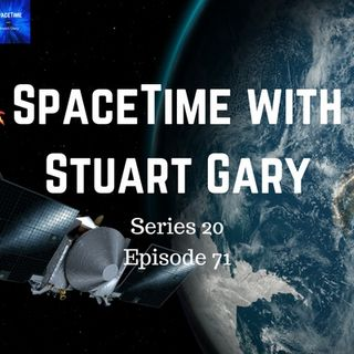 NASA's OSIRIS-REx spacecraft about to swoop over Australia - SpaceTime with Stuart Gary Series 20 Episode 71