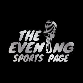 Evening Sports Page (LIVE from 101.7 FM)