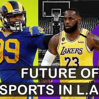COVID-19: Sports In LA