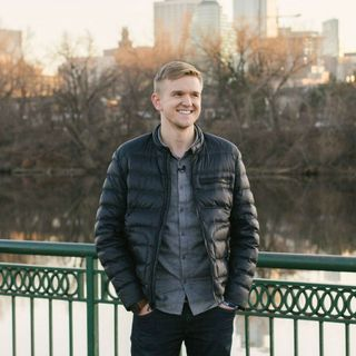 Interview with Sam Eaton - Suicide Survior and Inspirational Speaker