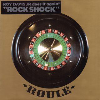 Roy David Jr. - Rock Shock (Thomas Bangalter's Start-Stop Mix)