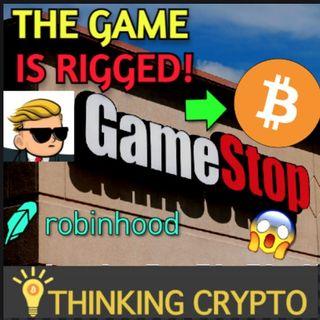 GameStop, Robinhood, WallStreet Bets, Ray Dalio Bitcoin & Coinbase IPO Confirmed!