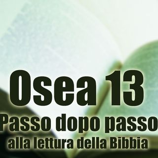 Osea 13