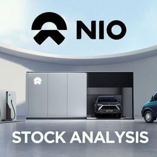 159. NIO Battery Swap EV Maker Stock Analysis 📈🚀