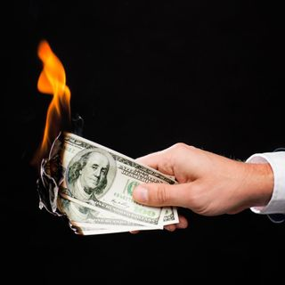 Are We Burning Church Planting Dollars - Rick Rust