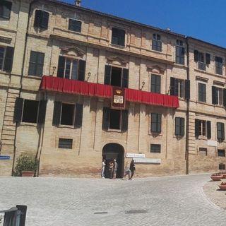 67 - Palazzo Leopardi e la Biblioteca di Monaldo