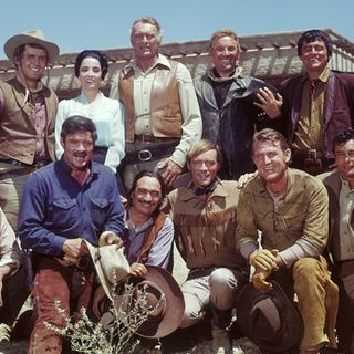 The making of the show, High Chaparral