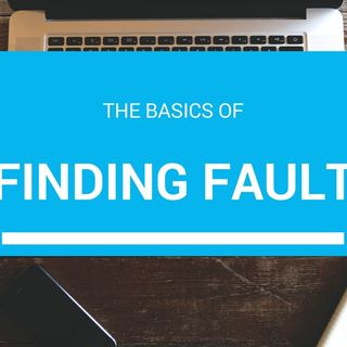The Basics of Finding Fault: Murder