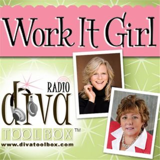 AOL Makeover Diva, Peggy Nolan joins us on Work It Girl!!
