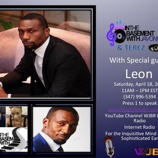 Leon on Brunch in the Basement with JaVonne and Terez