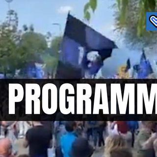 Festa scudetto a San Siro, tifosi dentro e fuori dallo stadio: il programma