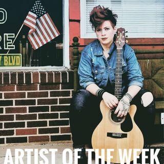 Artist of the week Bethnie Rose
