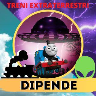 Treni extraterrestri - Da Rick e Morty al trenino thomas