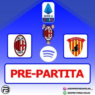 PRE PARTITA | MILAN-BENEVENTO