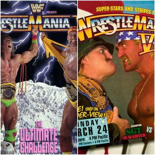 The Mania of WrestleMania 6 and 7