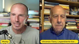 Cambiamento climatico, elettrificazione e dintorni con Vincenzo Tiana, Legambiente Sardegna