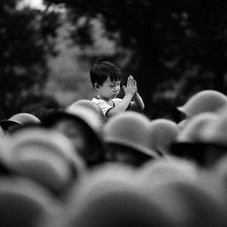 Il MASSACRO di piazza TIENANMEN, 8 minuti con il fotografo Dario Mitidieri