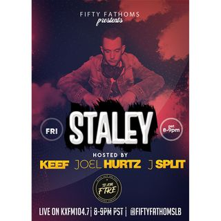 Staley Birthday Mix | Live on KXFM104.7