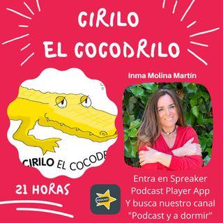 75. Cirilo el cocodrilo. Inmaculada Molina Martín.