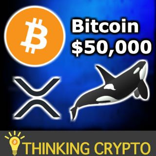 CRYPTO Whale Says BITCOIN Price Will Reach $50,000 - XRP to $10 in Next Bull Run? - Ripple XRP EvonSYS