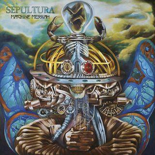 Album Review #22: Sepultura - Machine Messiah