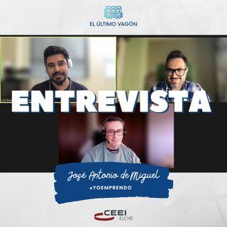 Entrevista a José Antonio de Miguel