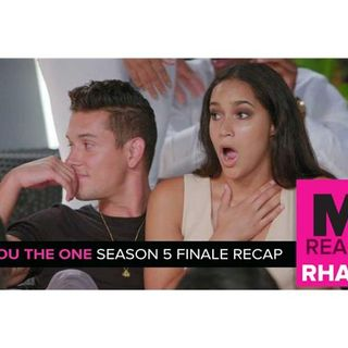MTV Reality RHAPup | Are You The One 5 Finale Recap