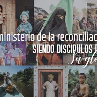 2 Co 5: 14-21 El ministerio de la reconciliación. - Audio