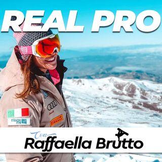 REAL PRO #01 - RAFFAELLA BRUTTO