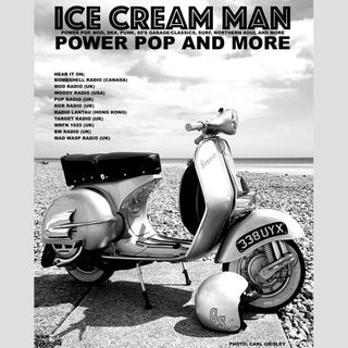 Ice Cream Man Power Pop And More #307