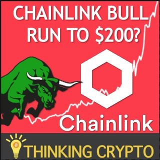 CHAINLINK GOES PARABOLIC...$20 NEXT? & BULL RUN TO $200?