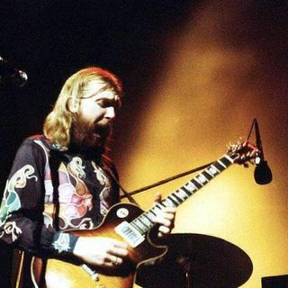 Duane Allman Was With Us For Only 24 Years.