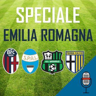 Diretta del 21-03-2020 - Speciale Bologna, Parma, Sassuolo, Spal