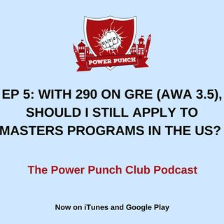 With a 290 on the GRE and 3.5 in AWA, should I still apply to masters programs in the US?