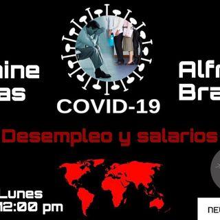 COVID-19, Desempleo y Salarios
