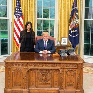#61: Roseanne, Kim K and Trump, Wild Wild Country