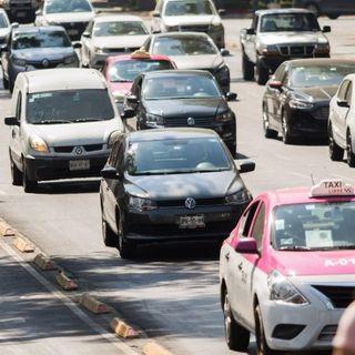 Más multas de tránsito que antes de la pandemia, en la Ciudad de México.