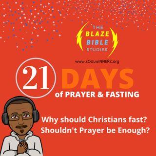 Why should Christians fast? -DJ SAMROCK