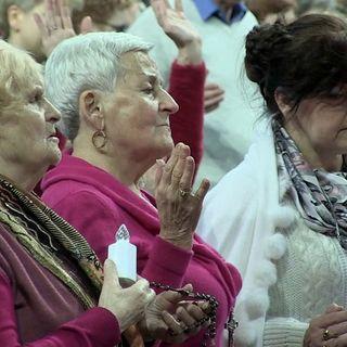 Modlitwa uwielbienia - Spotkanie otwarte 22.02.2020 (9)