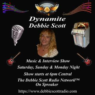 Dynamite Debbie Interview and Music Show