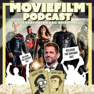 Episode 201: Releasing the Snyder Cut!