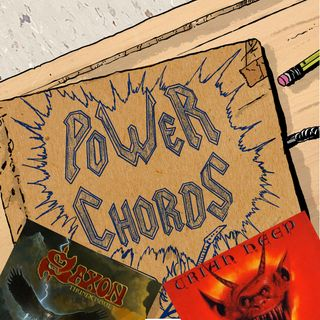 Power Chords Podcast: Track 14--Uriah Heep and Saxon