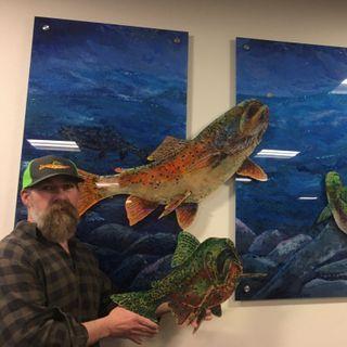 Travis Krause: Capturing Nature's Beauty Through Paint