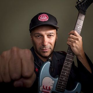 A.D. talks to Tom Morello of Rage Against The Machine & Prophets of Rage
